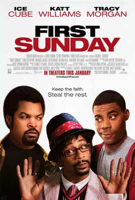 First Sunday - 11 x 17 Movie Poster - Style A