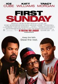 First Sunday - 43 x 62 Movie Poster - Bus Shelter Style A