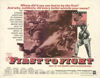 First to Fight - 11 x 14 Movie Poster - Style A