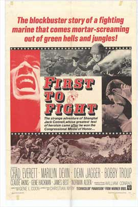 First to Fight - 11 x 17 Movie Poster - Style A