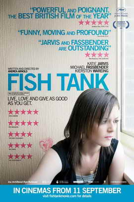 Fish Tank - 11 x 17 Movie Poster - Style B