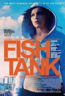 Fish Tank - 27 x 40 Movie Poster - Style B