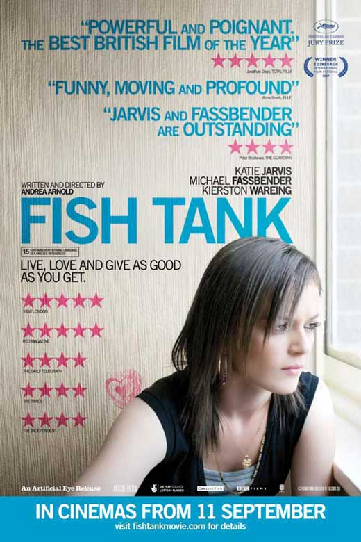Fish tank movie posters from movie poster shop for Fish tank film