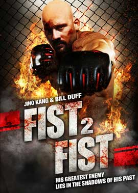 Fist 2 Fist - 11 x 17 Movie Poster - Canadian Style A