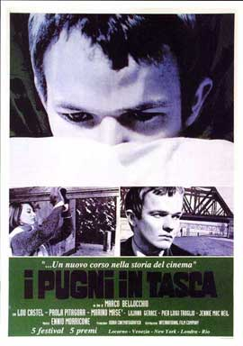Fist in His Pocket - 27 x 40 Movie Poster - Italian Style A