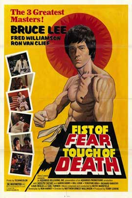Fist of Fear, Touch of Death - 11 x 17 Movie Poster - Style A