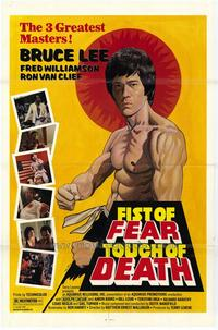 Fist of Fear, Touch of Death - 43 x 62 Movie Poster - Bus Shelter Style A