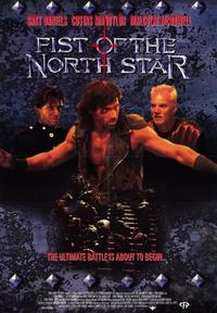 Fist of the North Star - 11 x 17 Movie Poster - Style A