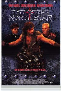 Fist of the North Star - 43 x 62 Movie Poster - Bus Shelter Style A