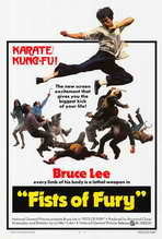 Fists of Fury - 27 x 40 Movie Poster - Style A