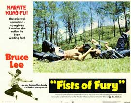 Fists of Fury - 11 x 14 Movie Poster - Style C