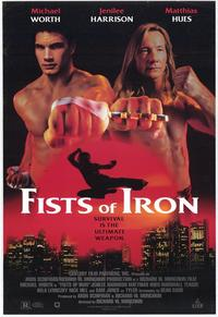 Fists of Iron - 11 x 17 Movie Poster - Style A