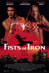 Fists of Iron - 27 x 40 Movie Poster - Style A