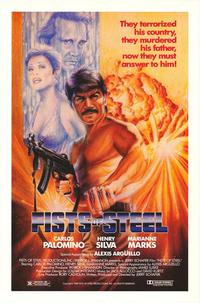 Fists of Steel - 27 x 40 Movie Poster - Style A