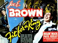 Fit for a King - 11 x 14 Movie Poster - Style A