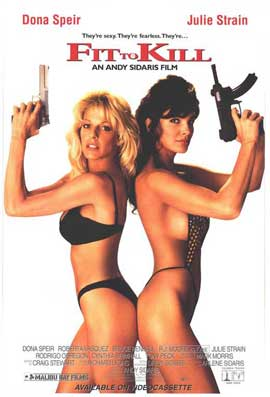 Fit to Kill - 27 x 40 Movie Poster - Style A