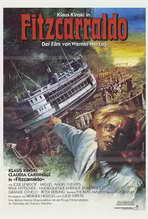 Fitzcarraldo - 27 x 40 Movie Poster - German Style A
