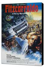 Fitzcarraldo - 27 x 40 Movie Poster - Style A - Museum Wrapped Canvas