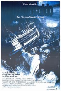 Fitzcarraldo - 27 x 40 Movie Poster - German Style B