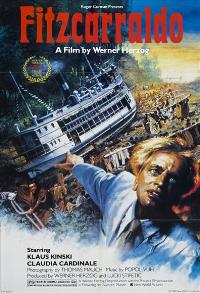 Fitzcarraldo - 43 x 62 Movie Poster - Bus Shelter Style A