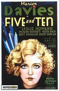 Five and Ten - 27 x 40 Movie Poster - Style A