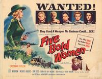 Five Bold Women - 43 x 62 Movie Poster - Bus Shelter Style A
