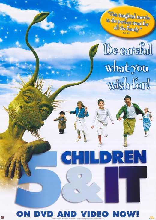 Five children and it movie posters from movie poster shop