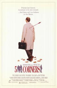 Five Corners - 11 x 17 Movie Poster - Style A