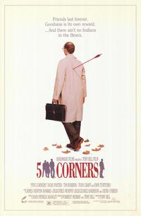 Five Corners - 43 x 62 Movie Poster - Bus Shelter Style A