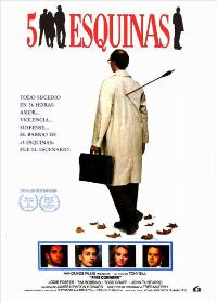 Five Corners - 11 x 17 Movie Poster - Spanish Style A
