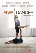 Five Dances - 27 x 40 Movie Poster - Style A