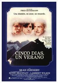 Five Days One Summer - 11 x 17 Movie Poster - Spanish Style A