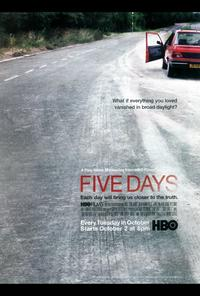 Five Days (TV) - 27 x 40 TV Poster - Style A