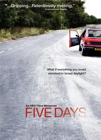 Five Days (TV) - 11 x 17 Movie Poster - Style A