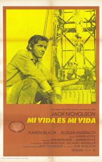 Five Easy Pieces - 11 x 17 Movie Poster - Spanish Style A