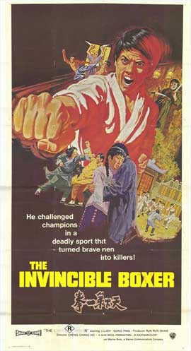 Five Fingers of Death - 11 x 17 Movie Poster - Style A