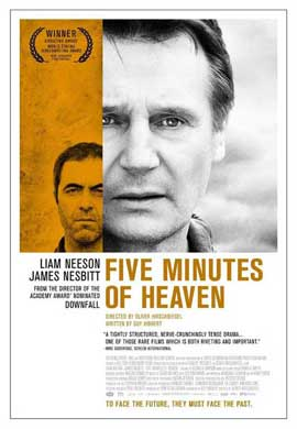 Five Minutes of Heaven - 11 x 17 Movie Poster - Style A