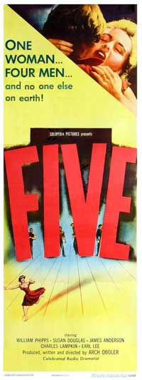 Five - 14 x 36 Movie Poster - Insert Style A