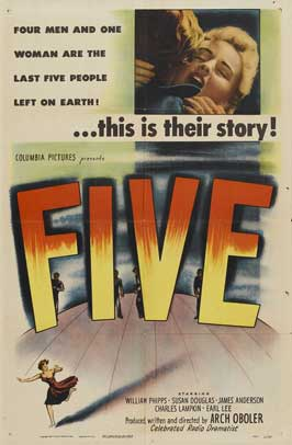 Five - 27 x 40 Movie Poster - Style A