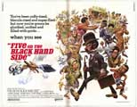 Five on the Black Hand Side - 22 x 28 Movie Poster - Half Sheet Style A