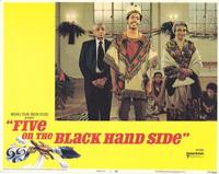 Five on the Black Hand Side - 43 x 62 Movie Poster - Bus Shelter Style A
