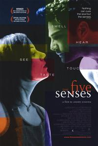 The Five Senses - 11 x 17 Movie Poster - Style A