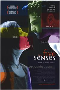 The Five Senses - 43 x 62 Movie Poster - Bus Shelter Style A