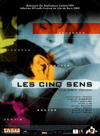 The Five Senses - 43 x 62 Movie Poster - French Style A