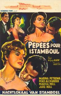 Five Sinners - 27 x 40 Movie Poster - Belgian Style A