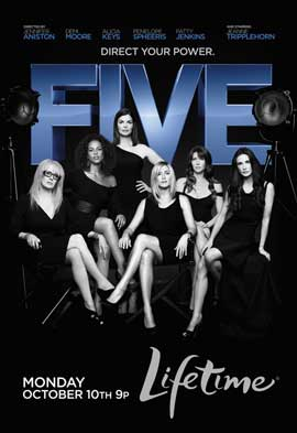 Five (TV) - 27 x 40 TV Poster - Style C