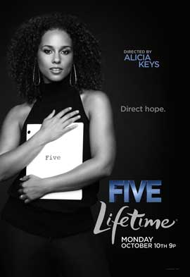Five (TV) - 11 x 17 TV Poster - Style D