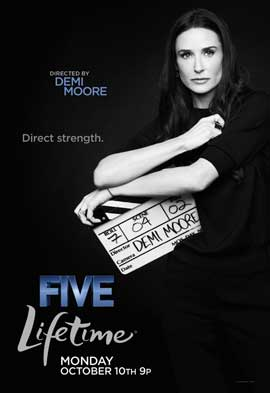 Five (TV) - 11 x 17 TV Poster - Style E