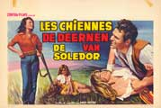 Five Wild Girls - 27 x 40 Movie Poster - Belgian Style A