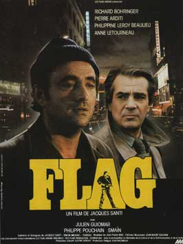 Flag - 11 x 17 Movie Poster - French Style A